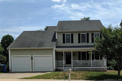 Groton Single Family Home For Sale: 97 Ledgeland Drive