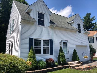 Torrington Single Family Home For Sale: 115 Winterberry Way