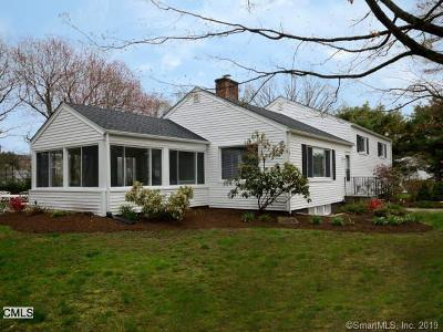 Westport Single Family Home For Sale: 10 Brooklawn Drive