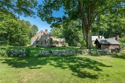 Madison Single Family Home For Sale: 150 Race Hill Road