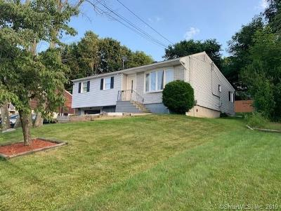 Bethel Single Family Home For Sale: 34 Midway Drive