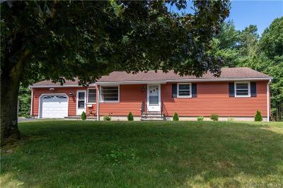 Southington Single Family Home For Sale: 110 Diana Road