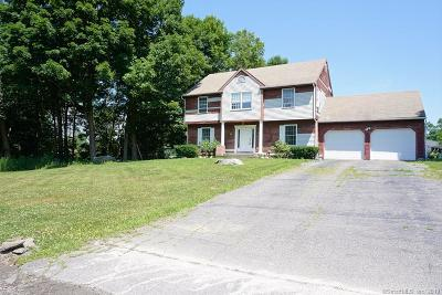Torrington Single Family Home For Sale: 333 Upper Valley Road