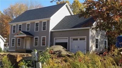 Stonington Single Family Home For Sale: 186 Flanders Road