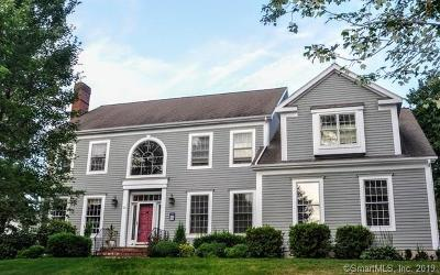 West Hartford Single Family Home For Sale: 55 Sulgrave Road