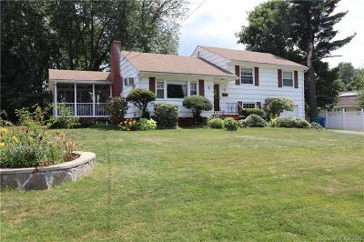 Bloomfield Single Family Home For Sale: 17 Clover Lane