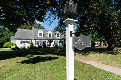 Middlebury Single Family Home For Sale: 35 Porter Hill Road