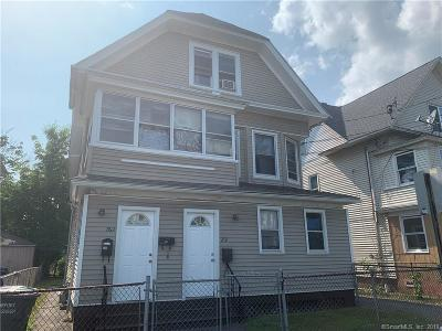 Bridgeport Multi Family Home For Sale: 289 Orchard Street