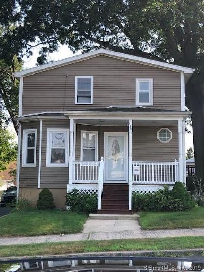 New Britain Single Family Home For Sale: 230 Governor Street