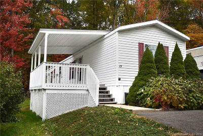 Vernon Single Family Home For Sale: 25 Middle Terrace