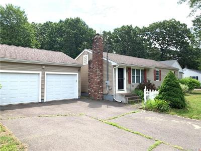 Cromwell Single Family Home For Sale: 53 Field Road