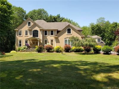 Windham County Single Family Home For Sale: 36 Tuft Hill Road