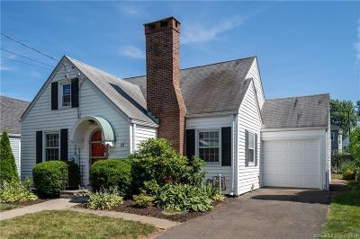 West Hartford Single Family Home For Sale: 23 Court Park