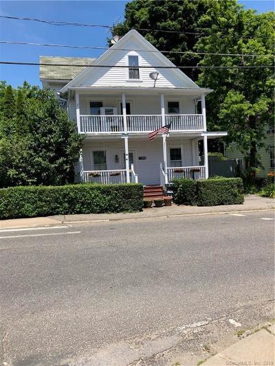Torrington Multi Family Home For Sale: 99 East Pearl Street