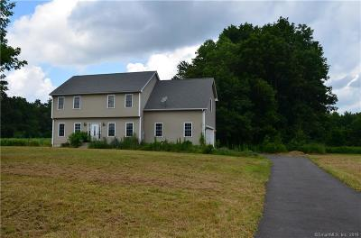 Somers Single Family Home For Sale: 49 Stafford Road