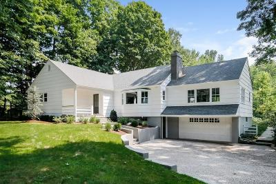 Westport Single Family Home For Sale: 4 Punch Bowl Drive
