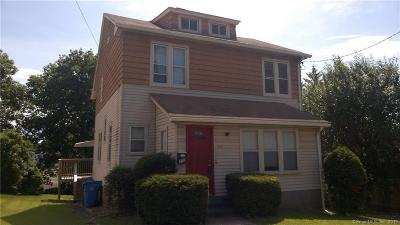 New Britain Single Family Home For Sale: 233 Farmington Avenue