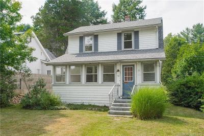Farmington Single Family Home For Sale: 72 Farmington Avenue