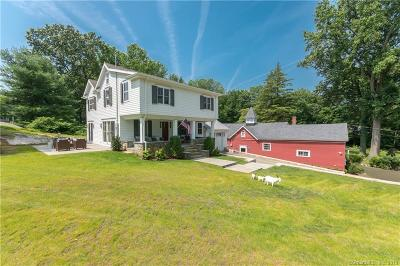 Darien Single Family Home For Sale: 253 Tokeneke Road