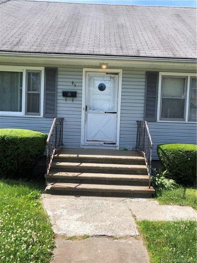 Bridgeport Single Family Home For Sale: 45 Grandview Avenue