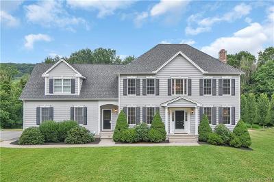 Burlington Single Family Home For Sale: 154 Stafford Road