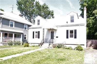West Hartford Single Family Home For Sale: 14 Acadia Street