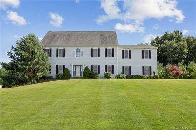 North Branford CT Single Family Home For Sale: $539,000