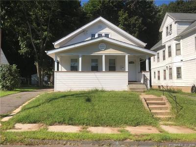 Hartford Single Family Home For Sale: 28 East Morningside Street