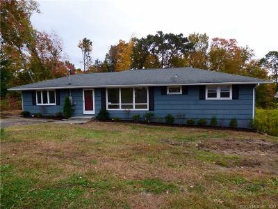 Brookfield Single Family Home For Sale: 35 Woodview Drive