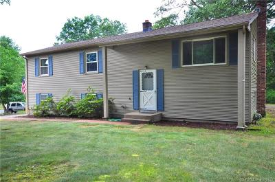 Southington Single Family Home For Sale: 255 Hitchcock Road