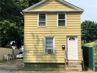 New Haven Single Family Home For Sale: 120 Monroe Street