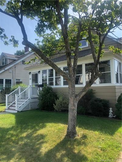 West Hartford Single Family Home For Sale: 36 Cambridge Street