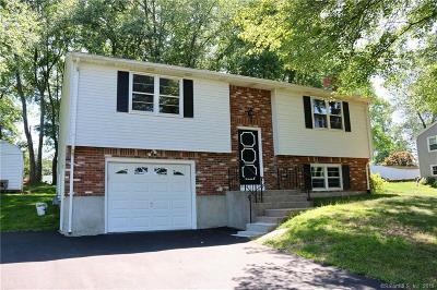 Meriden Single Family Home For Sale: 229 Byron Road