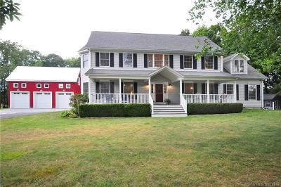 Harwinton Single Family Home For Sale: 34 Barber Road
