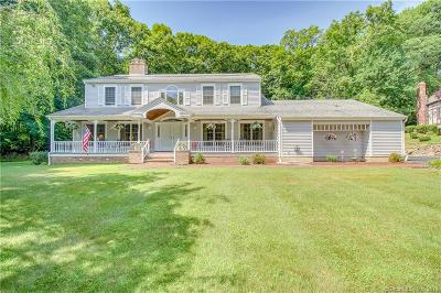 Hamden Single Family Home For Sale: 30 Birchwood Drive
