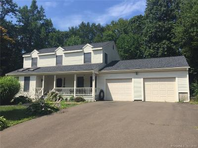 North Branford CT Single Family Home For Sale: $334,000