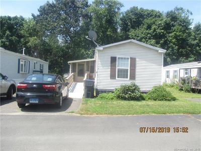 East Windsor Single Family Home For Sale: 61 Elm Street