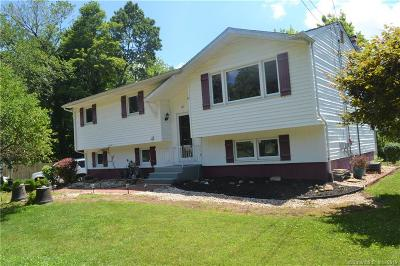 Fairfield County Single Family Home For Sale: 34 Ball Pond Road