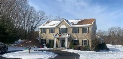 Southington Single Family Home For Sale: 125 Doral Lane