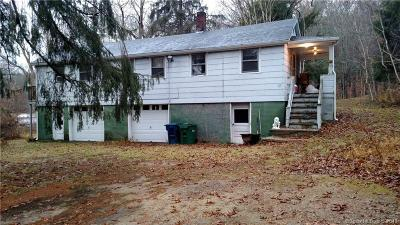 Waterford Single Family Home For Sale: 613 R Mohegan Avenue Parkway