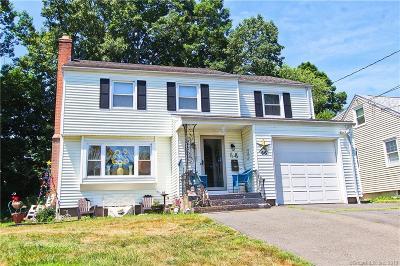 New Britain Single Family Home For Sale: 66 Oneida Street