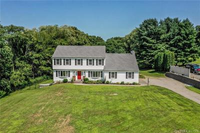 New Milford Single Family Home For Sale: 37 Maplewood Drive