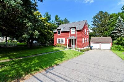 Greenwich Single Family Home For Sale: 1006 North Street