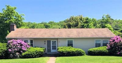 Simsbury Single Family Home For Sale: 45 Elm Street