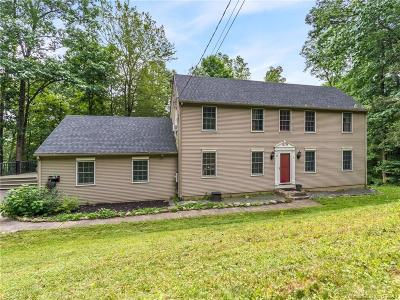 Somers Single Family Home For Sale: 48 Blue Ridge Mountain Drive