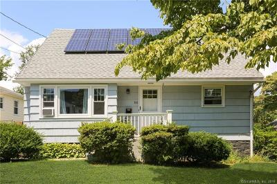 Fairfield Single Family Home For Sale: 86 Ridgely Avenue