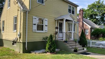New Haven Single Family Home For Sale: 42 Westerleigh Road