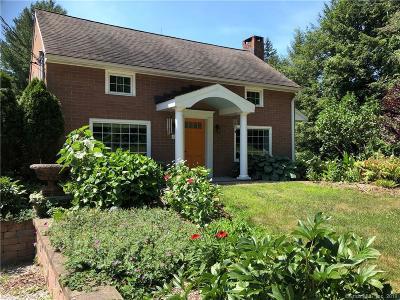 Litchfield Single Family Home For Sale: 591 Bantam Road