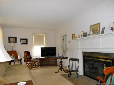 South Windsor Single Family Home For Sale: 8 Shares Lane #8