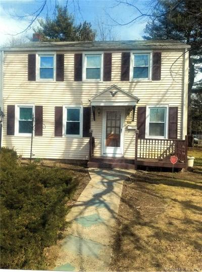 Plainville Single Family Home For Sale: 12 Sheridan Court